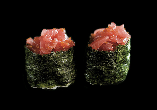 gunkan_spicy_tuna